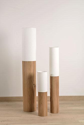 Lampadaire conseil et achat au meilleur prix deco luminaires com # Lampadaire En Bois Design